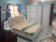 Bed And Dressing Mirror | Furniture for sale in Lagos State, Amuwo-Odofin