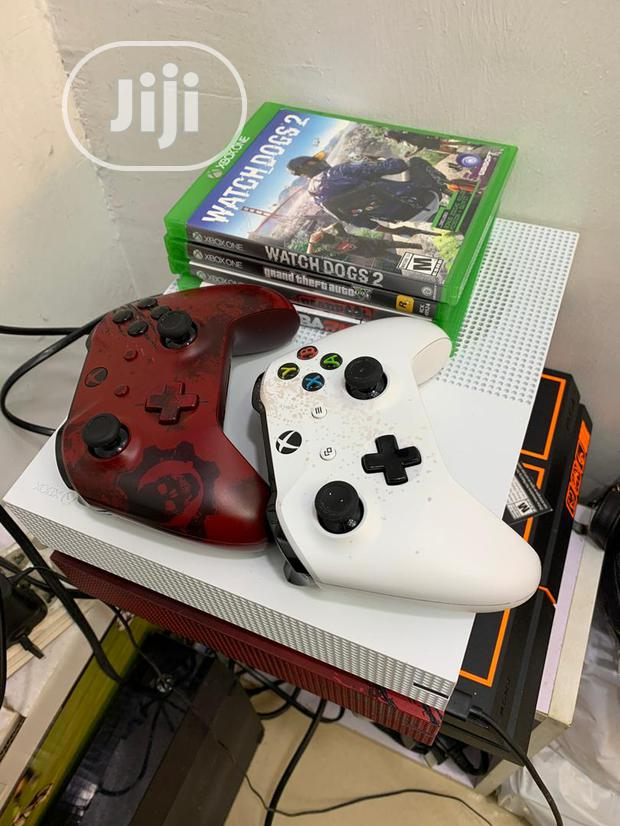 Xbox One S Customized 4k Display Supported 1tb