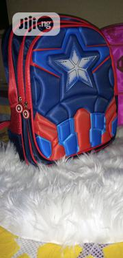 42cm CAPTAIN AMERICA School Bag | Babies & Kids Accessories for sale in Abuja (FCT) State, Lokogoma