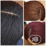 Neat Twisted Wig With Closure | Hair Beauty for sale in Lagos State, Ikorodu