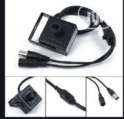 Mini CCTV 2MP AHD Spy Camera IR Hidden Video Nanny Small Camera | Security & Surveillance for sale in Lagos State, Ikeja