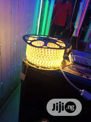 50 Meters Led Rope Lights Flat Warn White | Home Accessories for sale in Lagos State, Ikeja