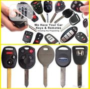 Car Key Engineer, All Car Key Duplicate | Vehicle Parts & Accessories for sale in Lagos State, Isolo