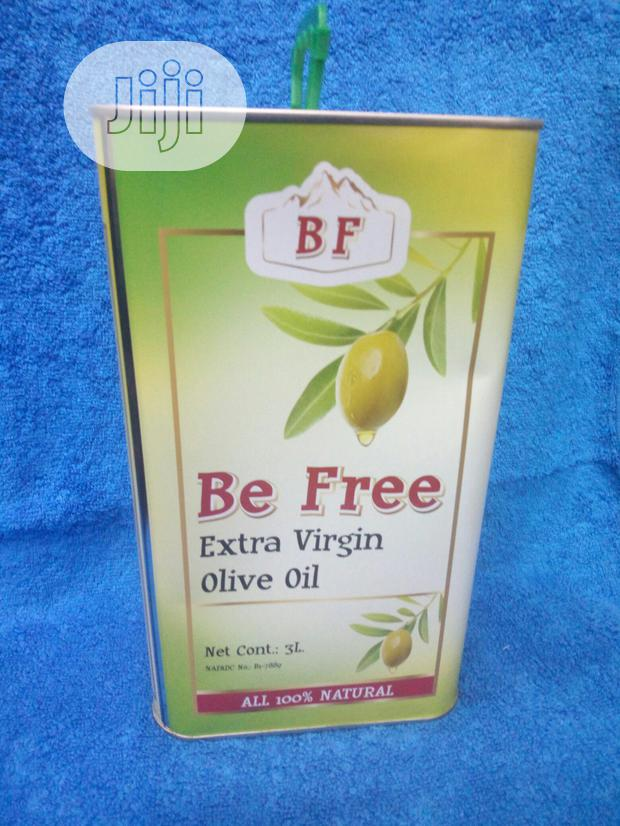 Be Free Extra Virgin Olive Oil