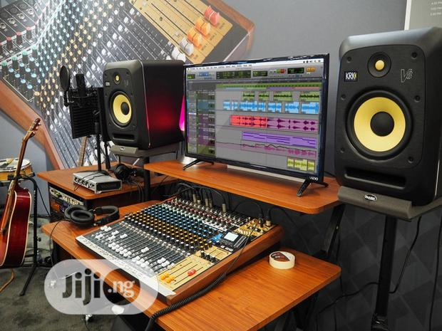 Music Production And Training
