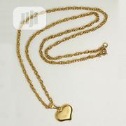Love Gold Chain | Jewelry for sale in Lagos State, Surulere