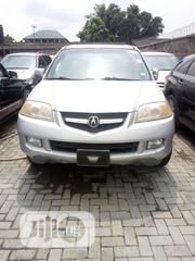 Acura MDX 2004 Sport Utility Silver | Cars for sale in Lagos State, Isolo