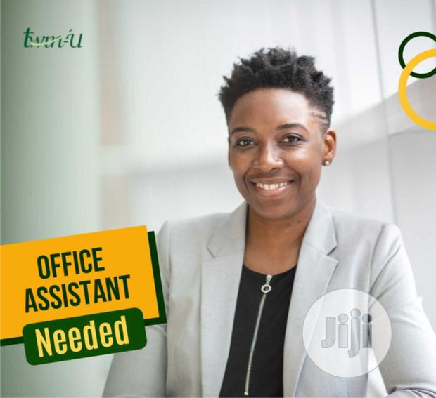 Archive: FEMALE Office Assistant Urgently Needed In A Recruitment Firm In Ikeja