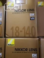Nikon Lens 18-140mm | Accessories & Supplies for Electronics for sale in Lagos State, Lagos Island