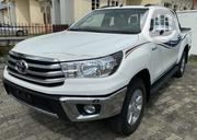 New Toyota Hilux 2019 SR5 4x4 White | Cars for sale in Abuja (FCT) State, Wuse