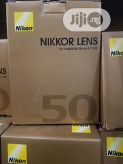 Nikon Lens 50mm 1.8G | Accessories & Supplies for Electronics for sale in Lagos State, Lagos Island