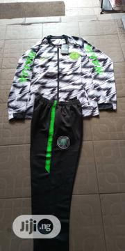Super Eagles Authentic Nike Tracksuit | Clothing for sale in Lagos State, Surulere