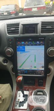 Toyota Highlander Android Dvd | Vehicle Parts & Accessories for sale in Lagos State, Mushin