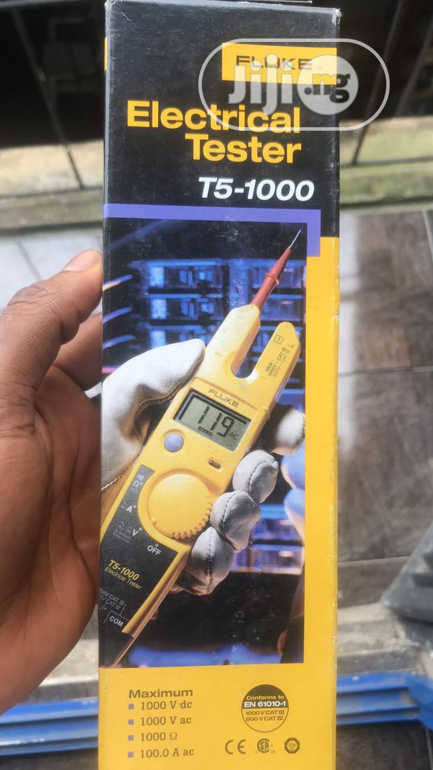 Electrical Tester T5-1000