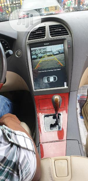 Lexus Es350 Android Dvd And Camera
