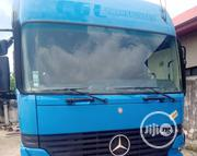 Mercedes Benz 1840 Actros Truck (Tractor Unit) Direct Abroad Used | Heavy Equipments for sale in Lagos State, Lagos Mainland