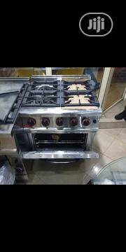 Industrial Gas Cooker. 4burners | Restaurant & Catering Equipment for sale in Kano State, Garko