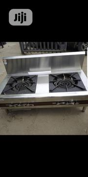 Industrial Gas Cooker 2burners | Restaurant & Catering Equipment for sale in Kano State, Garko