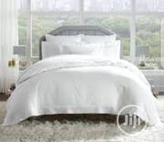 7x7 Duvet Bedsheet With 4 Pillow Cases | Home Accessories for sale in Lagos State, Maryland