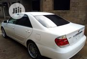 Toyota Camry 2005 White | Cars for sale in Lagos State, Lagos Mainland
