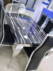 Quality 6-Seater Marble Dining Table | Furniture for sale in Abuja (FCT) State, Wuse