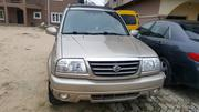 Suzuki Grand Vitara 2.5 EX 2005 Gold | Cars for sale in Lagos State, Isolo