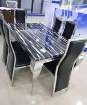 Quality 6-Seater Marble Dining Table | Furniture for sale in Lagos State, Amuwo-Odofin
