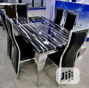 Trendy Quality 6seater Marble Dining Table | Furniture for sale in Lagos State, Ajah