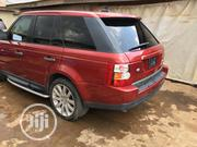 Land Rover Range Rover Sport 2006 Red | Cars for sale in Lagos State, Isolo