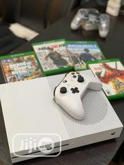 Clean Xbox One S With 1 Controller | Video Game Consoles for sale in Lagos State, Ikeja