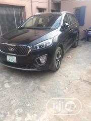 Kia Sorento 2016 4dr SUV Black | Cars for sale in Lagos State, Yaba