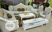 Classic Fabric Sofa | Furniture for sale in Lagos State, Ojo