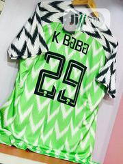 Nigeria Home Jersey   Sports Equipment for sale in Lagos State, Lagos Mainland