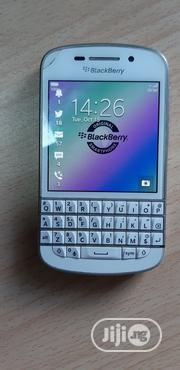 BlackBerry Q10 16 GB White | Mobile Phones for sale in Rivers State, Port-Harcourt