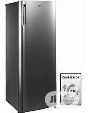 LG Smart Inverter190l SINGLE DOOR Refrigerator- 201 ALLB | Kitchen Appliances for sale in Lagos State, Ojo