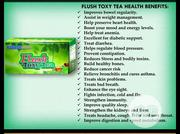 Nuevergold Flush Tea | Vitamins & Supplements for sale in Rivers State, Port-Harcourt
