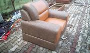 Complet Set Of Brown Chair | Furniture for sale in Oyo State, Ibadan North East