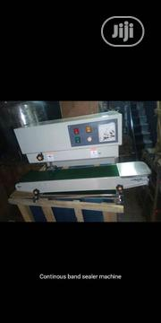 Continuous Band Sealer   Manufacturing Equipment for sale in Lagos State, Ojo