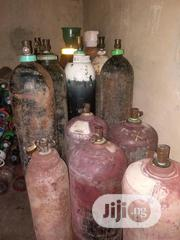 Oxygen And Acetylene Bottle | Manufacturing Materials & Tools for sale in Lagos State, Ojo