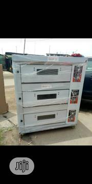 3 Deck Industrial Oven | Restaurant & Catering Equipment for sale in Lagos State, Ojo