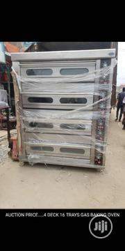 4 DECK 16 Tray Oven | Industrial Ovens for sale in Lagos State, Ojo
