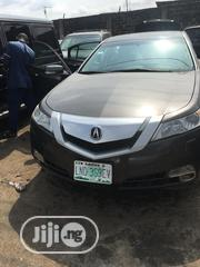 Acura TL 2009 Automatic SH-AWD Gray | Cars for sale in Lagos State, Ikeja