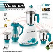 Veronica D'lite Mixer Grinder With Filter | Kitchen Appliances for sale in Lagos State, Lagos Island