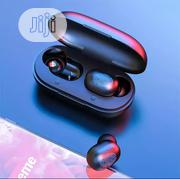 Fingerprint Touch Bluetooth Headphone HD Stereo Noise Canceling | Headphones for sale in Lagos State, Ikeja