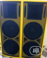 1 Pair Of Double Speaker | Audio & Music Equipment for sale in Lagos State, Ojo