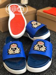 Dolce and Gabbana /Louboutin Pam Slippers Available Swipe to Pick   Shoes for sale in Lagos State, Lagos Island