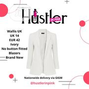 White Fitted Blazers | Clothing for sale in Lagos State, Ikeja