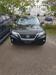 Lexus RX 350 2010 Blue | Cars for sale in Rivers State, Port-Harcourt