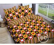 Color Patterned Bedsheet With Pillow Cases and Duvet - Multi | Home Accessories for sale in Abuja (FCT) State, Utako
