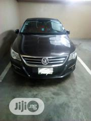 Volkswagen CC 2012 Black   Cars for sale in Lagos State, Yaba